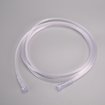 Disposable pvc oxygen tube