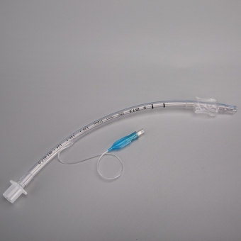 Anesthesia endotracheal tube cuffed uncuffed