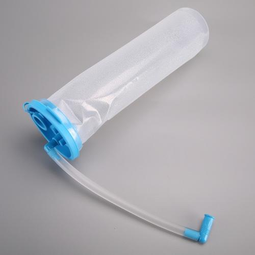 Medical disposable suction liner bag